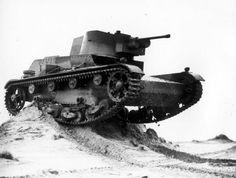 Polish 7PT tank