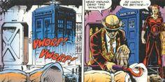 Crítica | Doctor Who Yearbook – Quadrinhos (1992 – 1995) - Plano Crítico