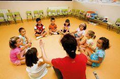 Cómo organizar un taller de cuentos en Educación Infantil. Spanish Teacher, Teaching Spanish, Elementary Spanish, Elementary Schools, Drama Games, Teacher Tools, Yoga For Kids, Early Childhood Education, After School