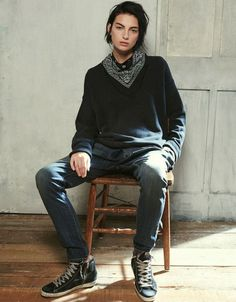 Image result for tomboy fashion over 40