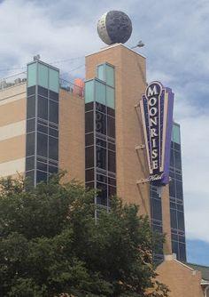 Moonrise Hotel- Delmar Loop- St. Louis, MO