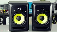 KRK's Rokit series is a massive one. Many of us will know them, as they're the iconic Studio Monitors with the yellow membrane. Mojaxx tests out their newest revision, check it out: