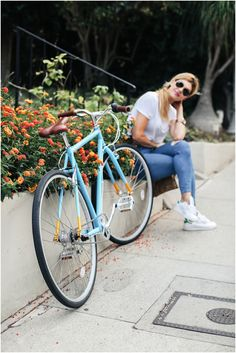 Brilliant Bicycles, blue bike, cute bike, fitness and health , healthy lifestyle, inspiration, jana williams photography, cute props for photoshoot, afordable bike,