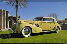 1935 Cadillac Model 452-D Series 60 Image