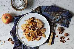 Kitchen story | Trhanec s jablky v karamelu | http://www.kitchenstory.cz