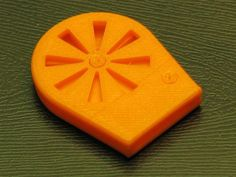 The Orange Screamer - A wide-area annoyance device by AndyGadget - Thingiverse