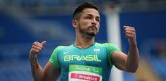 Brasileiro é prata nos 200 m e é o 1º a ter dois pódios no atletismo no Rio - UOL Olimpíadas