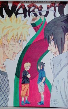 Naruto and Sasuke Naruto Vs Sasuke, Anime Naruto, Art Naruto, Sakura And Sasuke, Naruto Shippuden Anime, Photo Naruto, Naruto Series, Naruto Pictures, Naruto Wallpaper