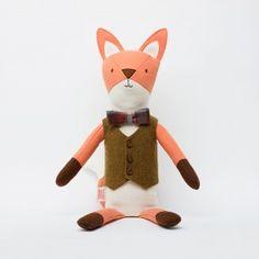 Walnut Animal Society - Stuffed Animals Handmade in the USA