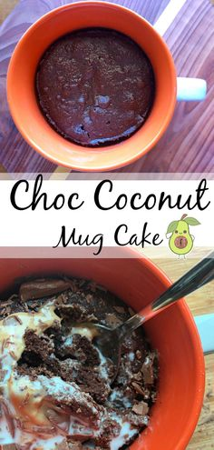 Gluten Free, Choc Coconut Mug Cake; Perfect to satisfy that late night dessert craving, quickly! Toddler Recipes, Toddler Meals, Baby Food Recipes, Kids Meals, High Fat Foods, Fussy Eaters, Healthy Weight Gain, Natural Peanut Butter, Gluten Free Cakes