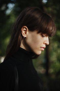 katharina holler model, photo by sarah gallaun Finance, My Style, Model, Blog, Hair, Scale Model, Blogging, Economics