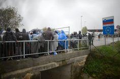 Flüchtlinge: Slowenien verschärft Asylrecht - SPIEGEL ONLINE - Politik