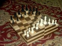 Martinworld | Chess-Checker Boards