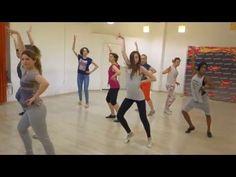Женский стиль в сальсе - cubansalsa.ru/salsa - от Annelys Perez Castillo в школе танцев Boombox - уроки сальсы для девчонок по раскрытию женской грации и сек...