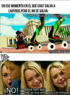 Memes De Miraculous Ladybug - 13