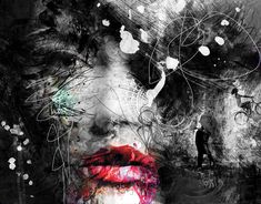 """titled """"patch of passion"""" 
