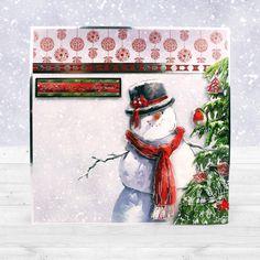 The Joy of Christmas Designer Deco-Large - Hunkydory   Hunkydory Crafts