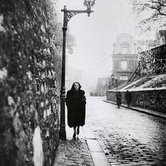 Edith Piaf, Paris by Brassai, 1930