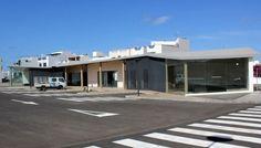 Finalizan las obras de Nueva Parada Preferente de Guaguas de El Cotillo,tras materializar esta institución una inversión cercana al medio millón de euros.