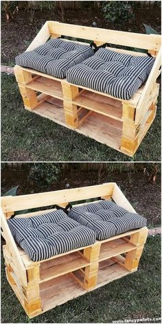 Home-built pallet home furnishings ideas and ways to continue to make your own o., muebles terraza Home-built pallet home furnishings ideas and ways to continue to make your own o. Pallet Garden Furniture, Pallet Furniture Designs, Diy Pallet Sofa, Wooden Pallet Projects, Diy Furniture, Pallet Ideas, Furniture Makeover, Outdoor Furniture, Furniture Layout