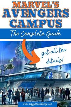If you are a superhero fan, then you have to read this news from Ziggy Knows Disney! Get all of the details about Marvel's Avengers Campus going to Disneyland California! This is the complete guide to the attractions, rides, and more! Read here before booking your Disney vacation to Disneyland.