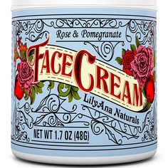 Price:$19.99 ($11.76 / Ounce)  Concerned by maturing skin on your face and neck? Dry patches? Fine lines, wrinkles and crow's feet? Our organic, anti-aging. anti-wrinkle facial moisturizer hydrates and softens delicate facial skin to stop the advancement of aging. Hydrating enough to use around the eye area also. Use day and night for real results! We use only the best premium moisturizing ingredients like Rose Distillate, Aloe Vera, Vitamin C & E, Orange Extract and other essential oils