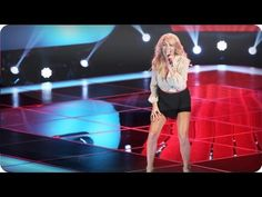 """Liz Davis' Blind Audition: """"Here for the Party"""" - #TheVoice #TeamBlake"""