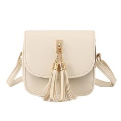 Fashion Small Chains Bag Women Candy Color Tassel Messenger Bags Female Handbag Shoulder Bag