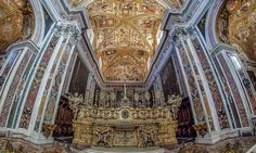 The Chamber of Secrets. HDR Photography of Cersosa San Martino Naples/Napoli   HDR Photography Giuseppe Sapori