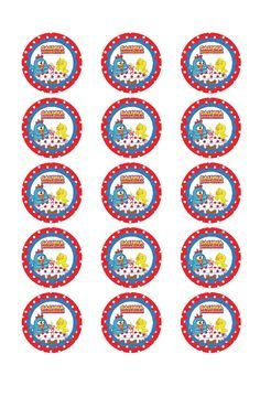 - free file sharing and storage Bottle Top Crafts, Lottie Dottie, Party Themes For Boys, Ideas Para Fiestas, Shopkins, Holidays And Events, 2nd Birthday, Ladybug, Diy And Crafts