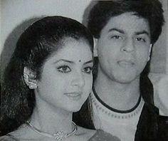 Shah Rukh Khan and Divya Bharti - Deewana (1992)