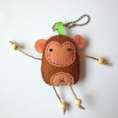 cute for a simple felt project