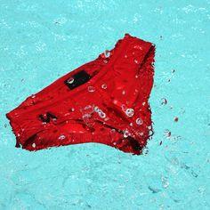 LASSEVO red swimsuit  #lassevo #la #swimwear #swimsuit #menswear #mensfashion