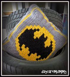 DayCareMummy: c2c Batman- Polster