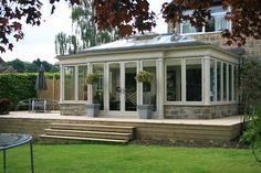[ Bespoke Hardwood Conservatories Hardwood Orangeries ] - Best Free Home Design Idea & Inspiration Garden Room, Glass House, Garden Room Extensions, Outdoor Living, House Exterior, Exterior Design, Porch Plans, Sunroom Designs, Orangery