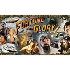 Fortune and glory  -- quite a huge game