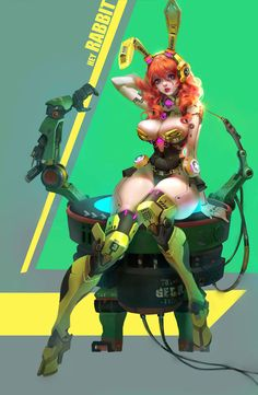 Female Character Design, Character Concept, Character Art, Concept Art, Thicc Anime, Anime Art, Anime Love Story, Monster Girl Encyclopedia, Cyberpunk Character