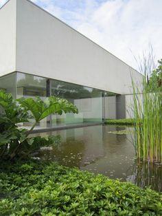 Timeless garden. Design Patrick Verbruggen