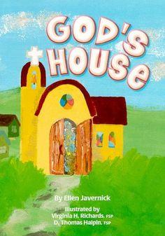 God's House (Kids Preschool) by Ellen Javernick https://www.amazon.com/dp/0819830968/ref=cm_sw_r_pi_dp_s8rJxbH309GA0