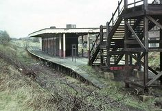 Disused Stations: Belmont Station Old Train Station, Train Stations, Abandoned Buildings, Abandoned Places, Steam Trains Uk, Disused Stations, Old Trains, Steam Locomotive, Diesel