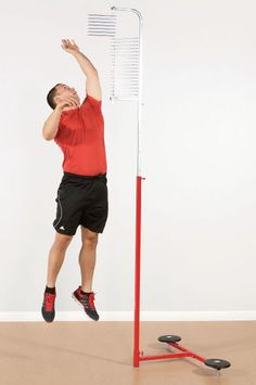 Vertec: For testing and improving Vertical Jump