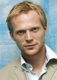Paul Bettany. Another lovely ginger man.