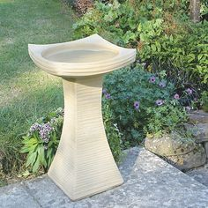 Outdoor Bird Baths Stone Bowl Carving