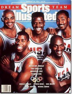 The original Dream Team.