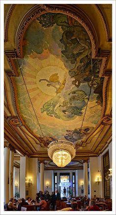 La Pezera del Círculo de Bellas Artes,  Madrid  Spain