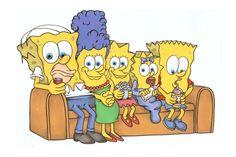 Mike Frederiqo Turns Cartoons into SpongeBob