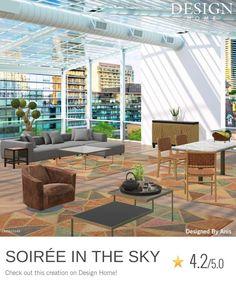 My Design, House Design, Outdoor Furniture Sets, Outdoor Decor, Patio, Home Decor, Decoration Home, Room Decor, Architecture Design