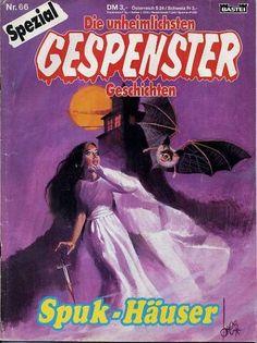 Gespenster Geschichten Spezial #66 - Spuk-Hauser