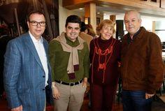 Amigos comemoraram o aniversario do Jornalista Eduardo Bins Ely em Porto Alegre – Tudo Que Há!
