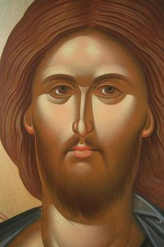 Byzantine Icons, Byzantine Art, Christ Pantocrator, Holy Family, Son Of God, Orthodox Icons, Painting Techniques, Jesus Christ, Christianity